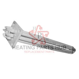 heating parts hub steam element