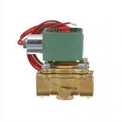 solenoid steam valve