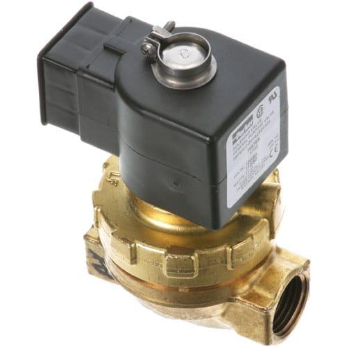 hobart solenoid valve