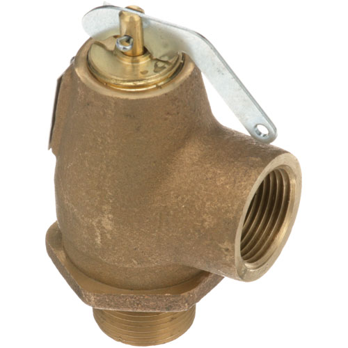 steam safety relief valve
