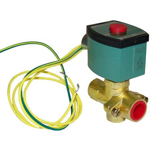 steam solenoid valve