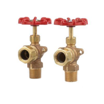 water gauge valve set