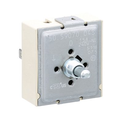 vollrath infinite control switch 240v